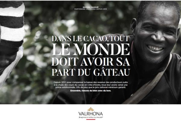 valrhona, l'éco innovation dans le marketing